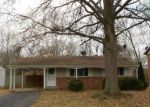 Bank Foreclosure for sale in Maryland Heights 63043 MARS LN - Property ID: 4443929150