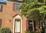 Bank Foreclosure for sale in Centreville 20120 FOUR CHIMNEY DR - Property ID: 4499275491