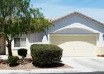 Pre Foreclosure in North Las Vegas 89031 MORNING WING DR - Property ID: 1057451590