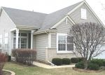 Pre Foreclosure in Plainfield 60544 W LARCH CT - Property ID: 1066228140