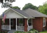 Pre Foreclosure in Landis 28088 S VANCE ST - Property ID: 1076066355