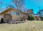 Pre Foreclosure en Palos Heights 60463 S 69TH CT - Identificador: 1216620540