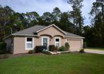 Pre Foreclosure in Palm Coast 32164 ZAUN TRL - Property ID: 1272461335