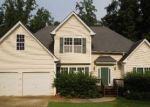 Pre Foreclosure in Douglasville 30134 OAKRIDGE CT - Property ID: 1360714867