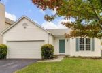 Pre Foreclosure in Grove City 43123 OLSON PL - Property ID: 1573030639