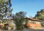 Pre Foreclosure in Warner Springs 92086 CAMINO ORTEGA - Property ID: 1660424854