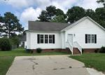 Pre Foreclosure in Wilson 27896 STEDMAN DR NW - Property ID: 1665862285