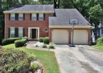 Pre Foreclosure in Lawrenceville 30043 STONE FOREST DR - Property ID: 1706336335