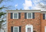 Pre Foreclosure in Fredericksburg 22408 BENTLEY CT - Property ID: 1728997559