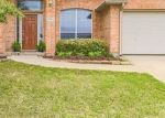Pre Foreclosure in Fort Worth 76123 CEDAR BRUSH DR - Property ID: 1738714893