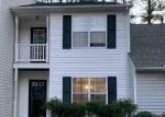 Pre Foreclosure in Raleigh 27610 FIELDCROSS CT - Property ID: 1751890453