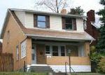Pre Foreclosure en Pittsburgh 15227 PYRAMID AVE - Identificador: 1784424924