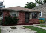 Pre Foreclosure in New Orleans 70117 BURGUNDY ST - Property ID: 1797078419