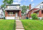 Pre Foreclosure in Cincinnati 45211 EPWORTH AVE - Property ID: 1798398474