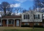 Pre Foreclosure in Roanoke 24012 ANCHOR DR - Property ID: 1815515821