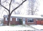 Pre Foreclosure in Englewood 80110 W CHENANGO AVE - Property ID: 962374437